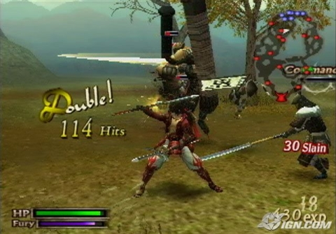 Devil Kings PS2 GAME ISO Gameplay 1