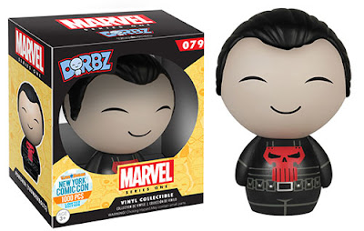 "New York Comic Con 2015 Exclusive Marvel ""Thunderbolt"" The Punisher Dorbz Vinyl Figure by Funko"