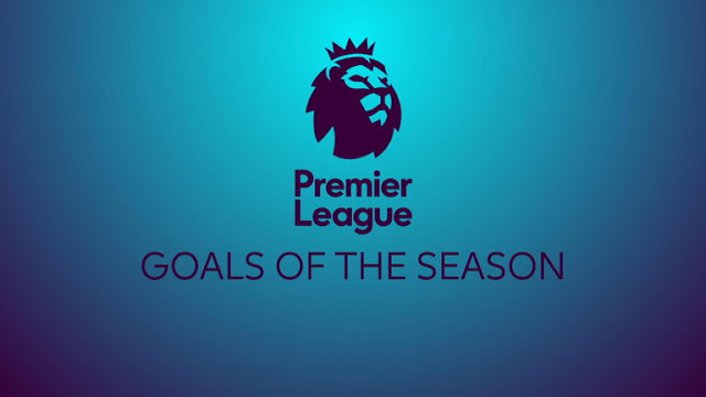Premier League Goals Of The Season 2017-18