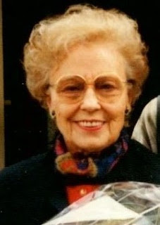 Magda Olivero at the age of 95 in 2005