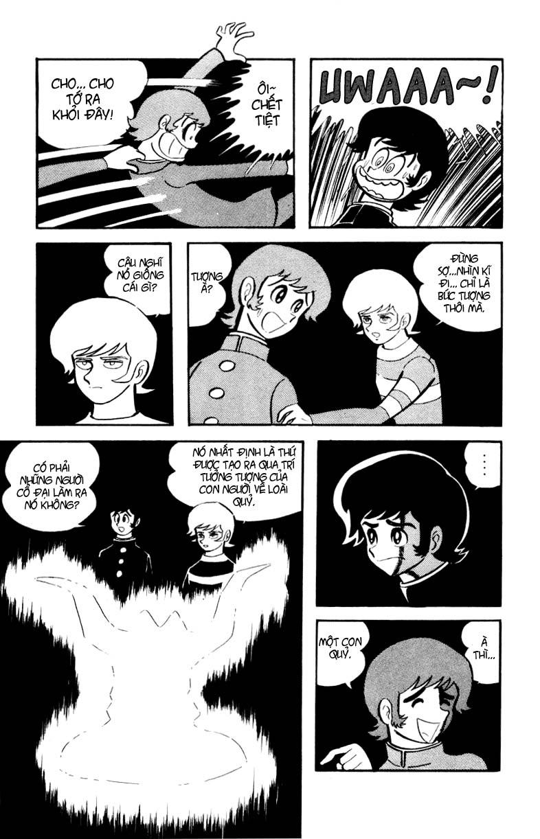 DevilMan chapter 2.1 trang 7