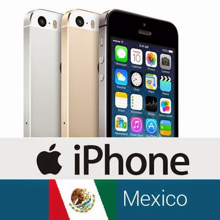 Liberar iPhone de Mexico