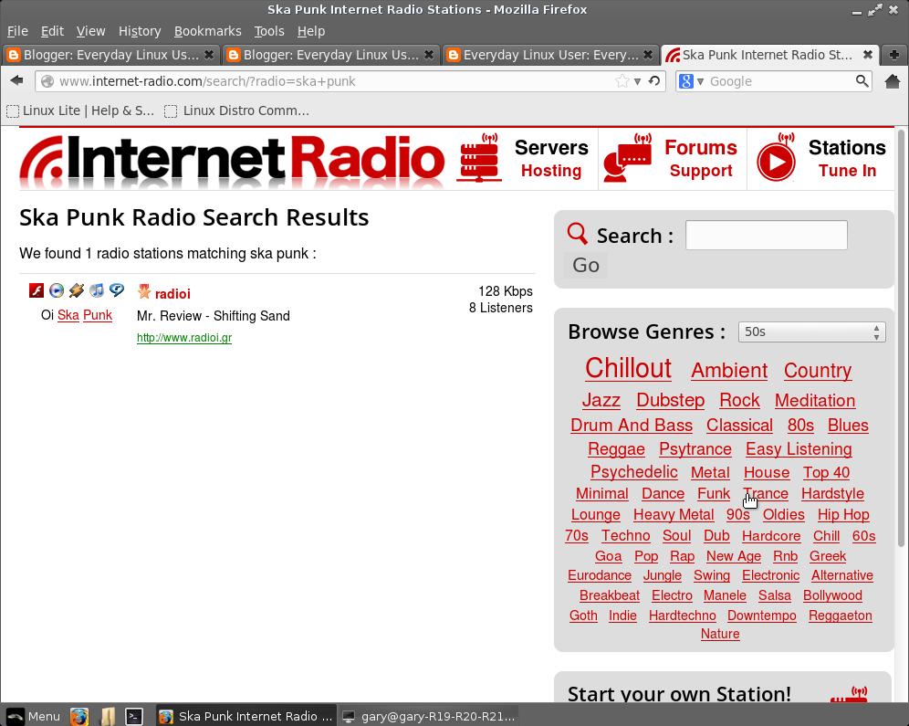 theme php webradio