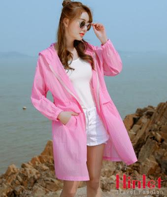 áo khoác ngoài đi biển
