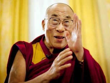 China hints at talks with Dalai Lama first time in several years