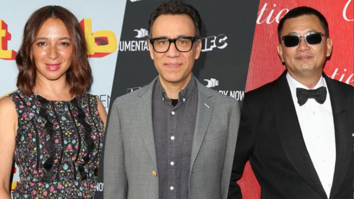 Tong Wars & Comedy Starring Fred Armisen & Maya Rudolph Ordered by Amazon + Projects in Development