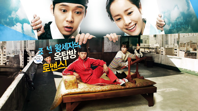 Download Drama Korea Rooftop Prince Batch Subtitle Indonesia