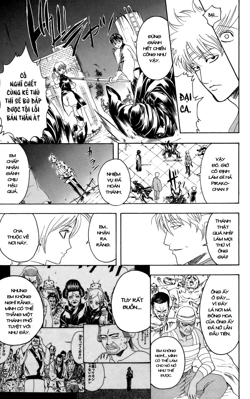Gintama Chap 309 page 18 - Truyentranhaz.net