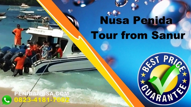 Nusa Penida Tour from Sanur