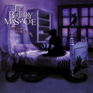 Album Review The Birthday Massacre - Imaginary Monsters (EP) (2011)