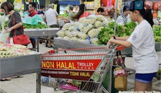 Supermarket Halal di Paris Terancam Ditutup