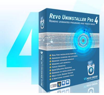 Download Revo Uninstaller Pro 4.0.5 Full Version