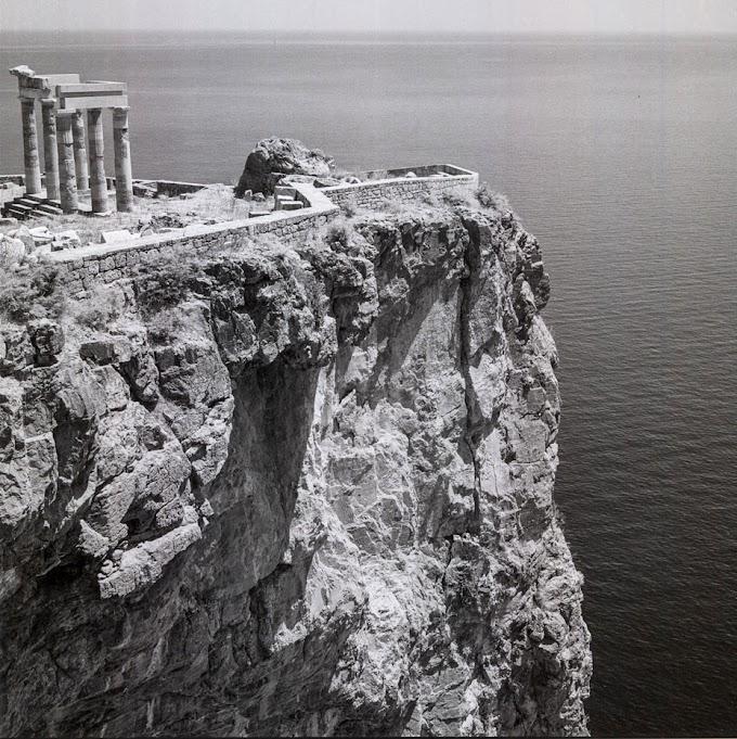 Αναμνήσεις και μνημεία του Αιγαίου μέσα από το φακό του Robert McCabe