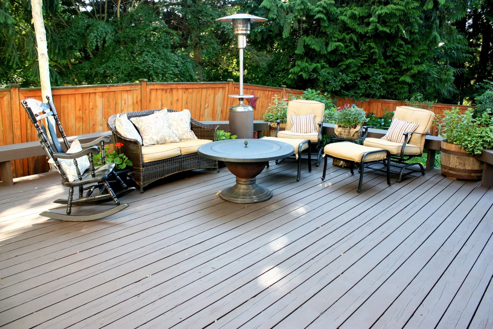 The Deck Makeover With Behr Deckover Home Is Where My Story Begins