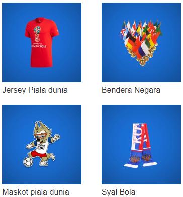 4 Tips Tepat Memilih Produk di Toko Jual Merchandise Piala Dunia 2018