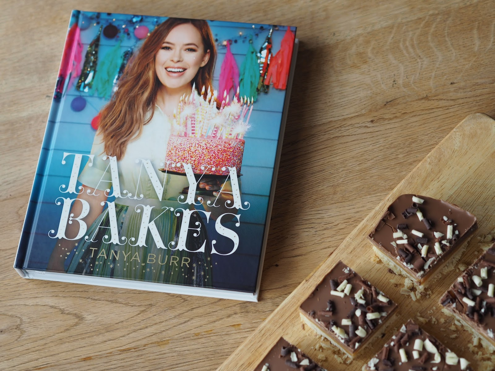 Tanya Bakes Cookbook