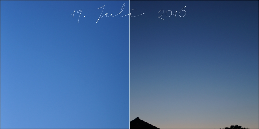 Blog + Fotografie by it's me! | fim.works | Himmel am 19. Juli 2016