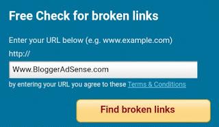 Online_broken_link_Checker_tool