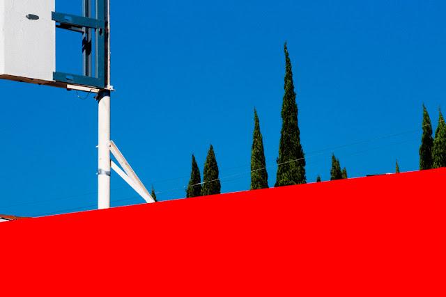 Paesaggio urbano, Los Angeles, Gianfilippo De Rossi