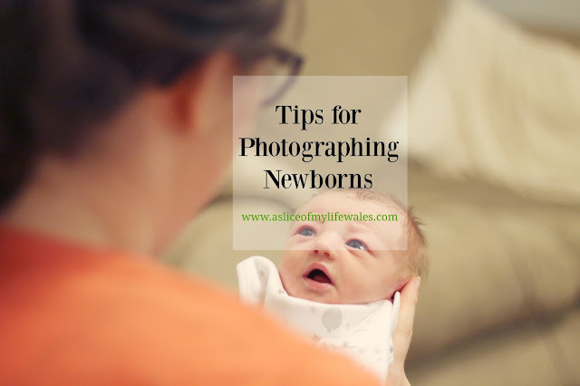 Tips for photographing newborns - a blog post full of tips to capture great images of your newborn baby