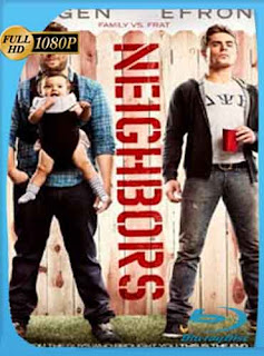 Buenos vecinos (Neighbors) (2013) HD [1080p] Latino [Mega] dizonHD