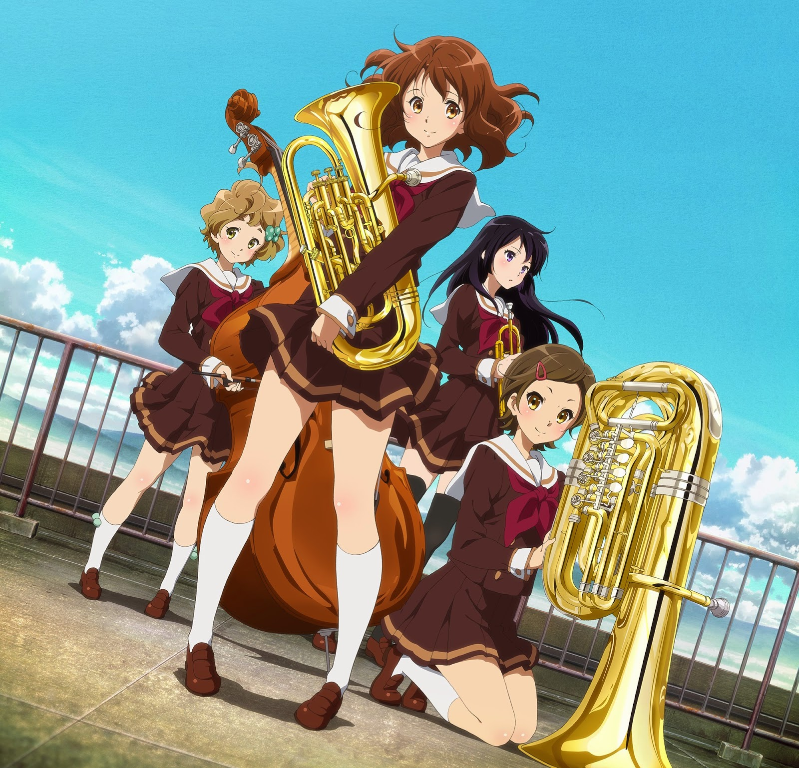 Hibike Euphonium Radio Anime Podcast Persona No Sekai Blog
