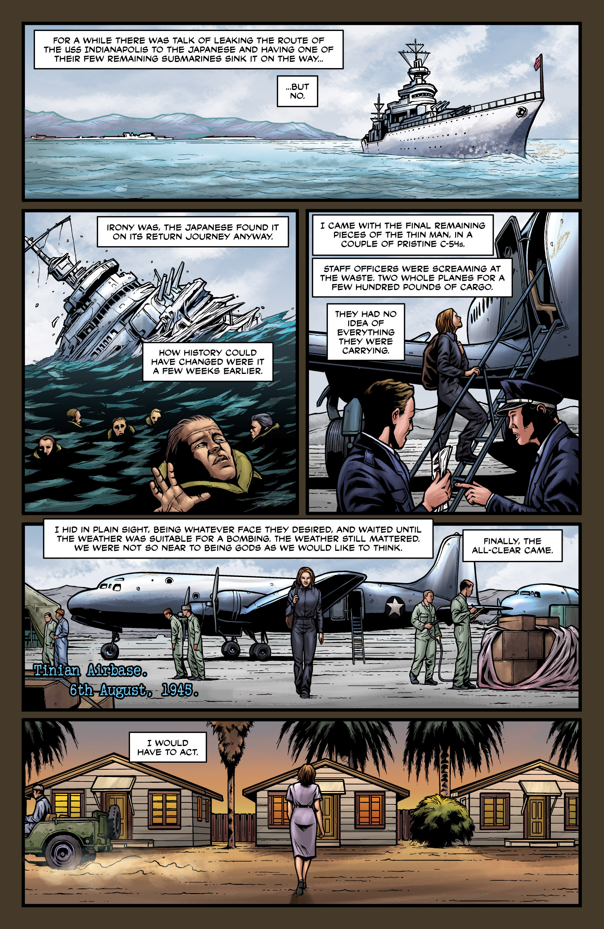 Read online Uber comic -  Issue #18 - 15