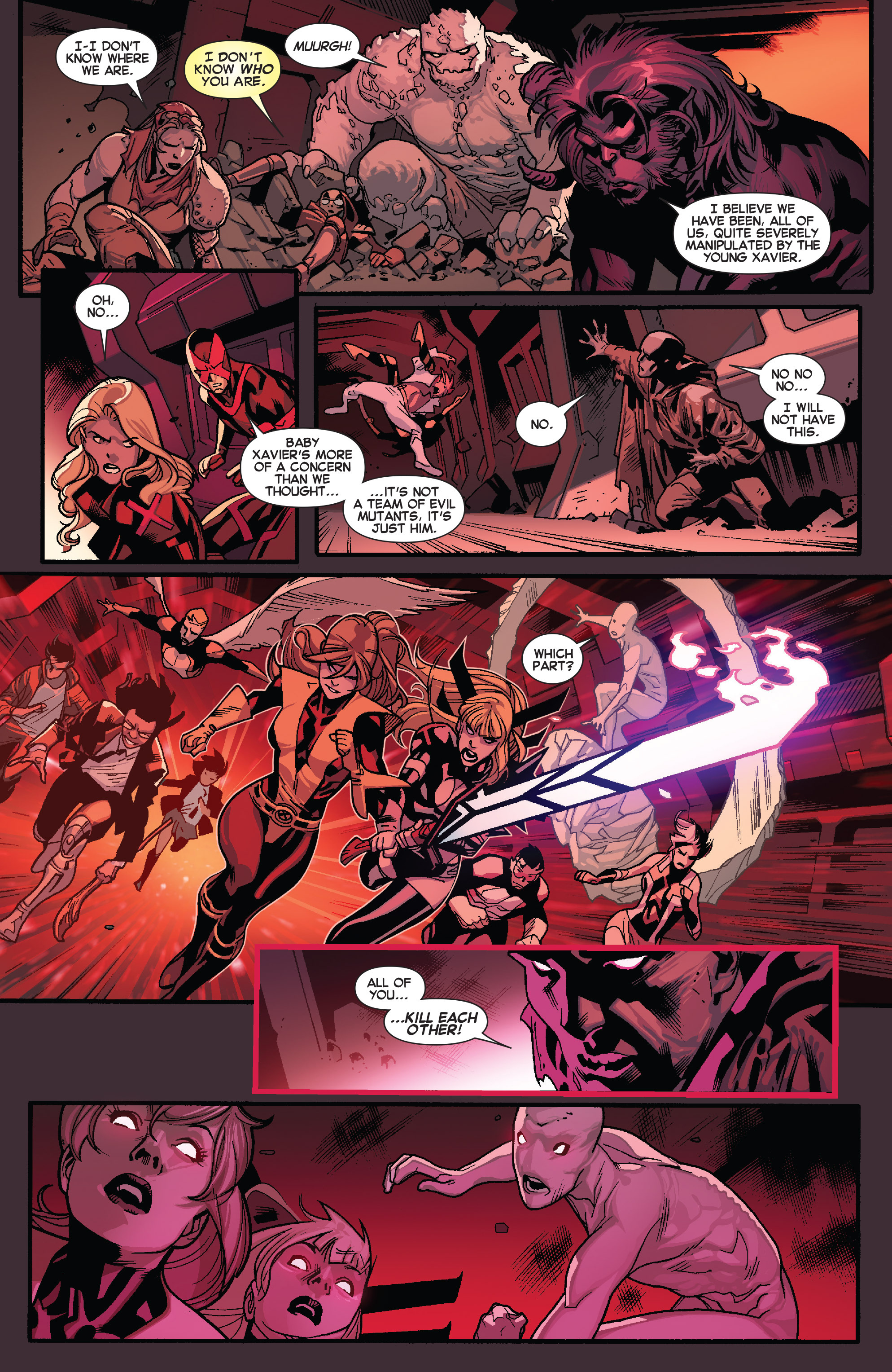 Read online All-New X-Men (2013) comic -  Issue #29 - 7