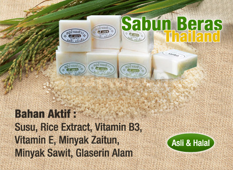 Pusat Grosir Sabun Beras Thailand K Brothers Original Murah Di Indonesia Hati Hati Membeli Sabun Beras Thailand