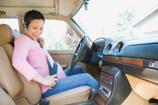 Menyetir Dalam Kondisi Hamil