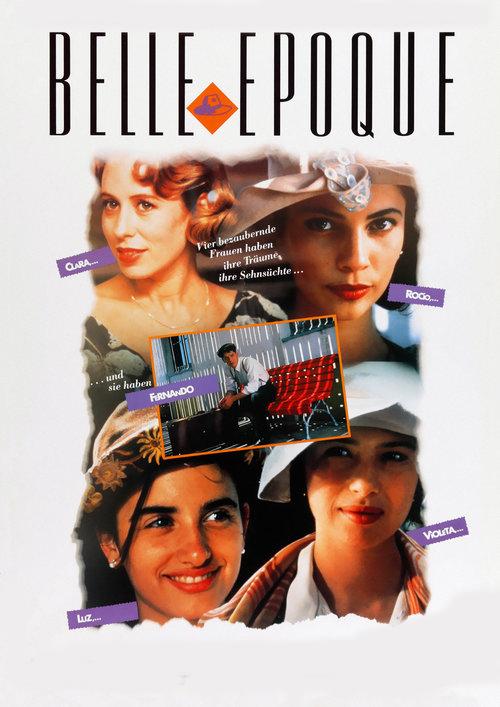 Belle Époque [1992] [DVDR] [NTSC] [Español]