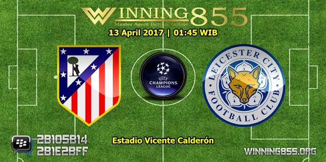 Prediksi Skor Atletico Madrid vs Leicester City