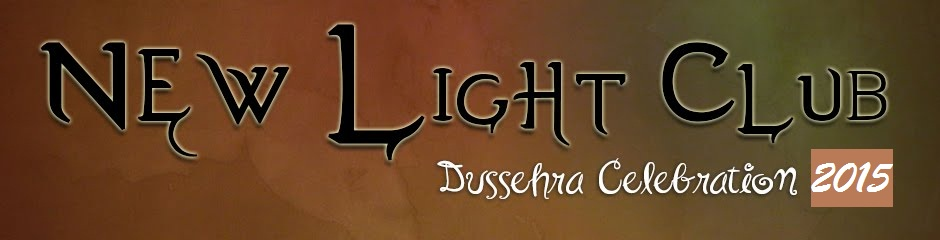 New Light Club | Dwarka Mor | Dussehra Celebration 2013