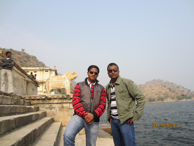 friends in jaismand lake