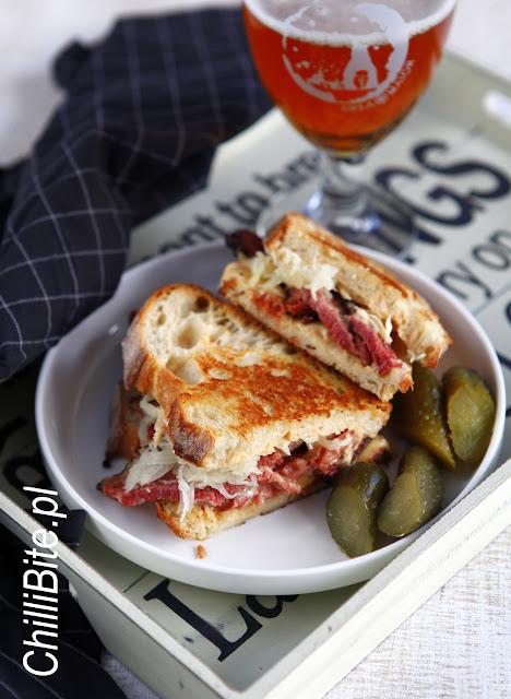 ruben sandwich najlepszy