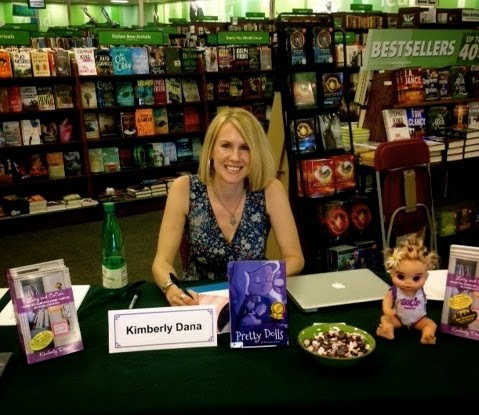 Back to School Author Book Signing