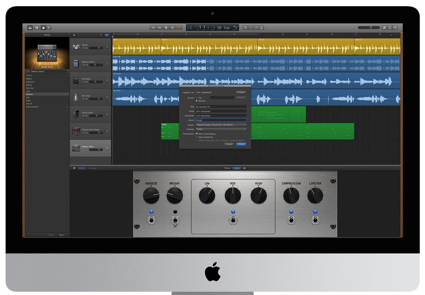 Apple Garageband For Windows : Download garageband for pc windows mac os the