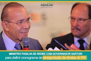 Renegociação de dívidas do Rio Grande do Sul