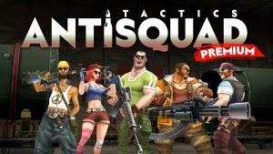 AntiSquad Tactics Premium 1.8 MOD APK (Unlimited Money)