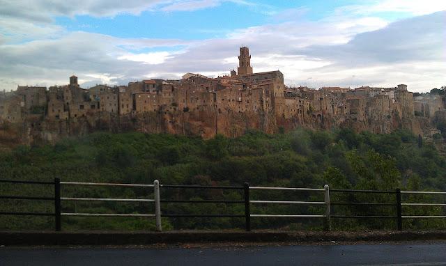Pitigliano Tuscany Italy