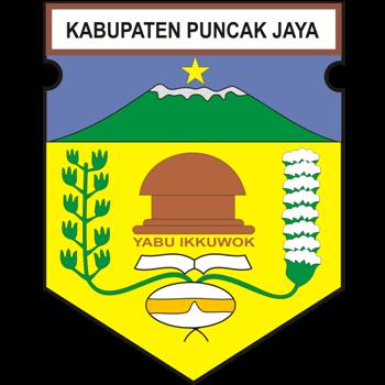 Logo Kabupaten Puncak Jaya PNG