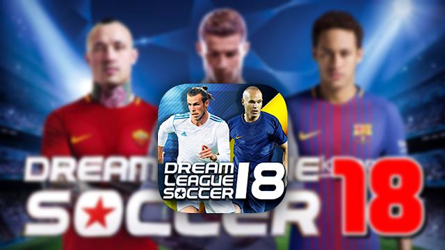 dream league soccer 18 apk mod