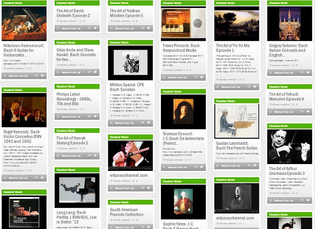 The Best of Bach on StumbleUpon
