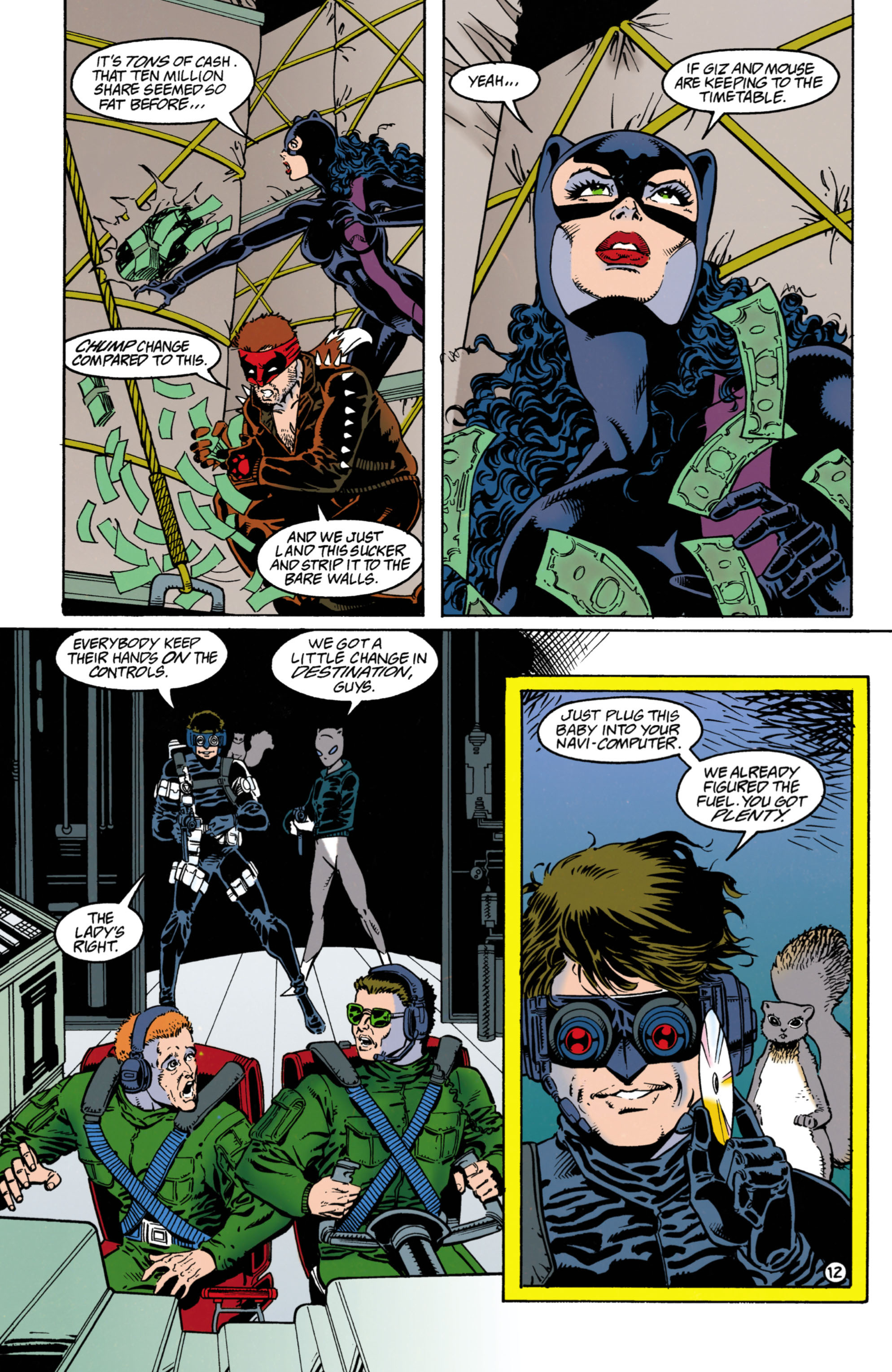 Catwoman (1993) Issue #30 #35 - English 12