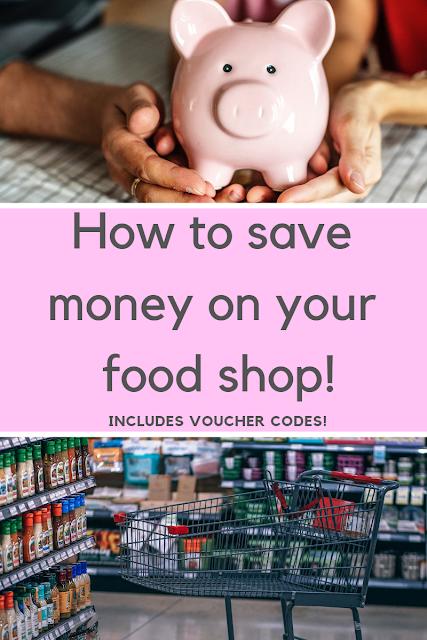 Money Saving Food Shop Tips & Voucher Codes