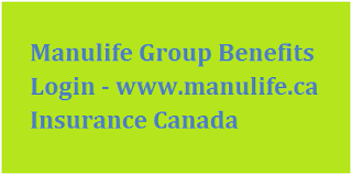 Manulife Group Benefits Login