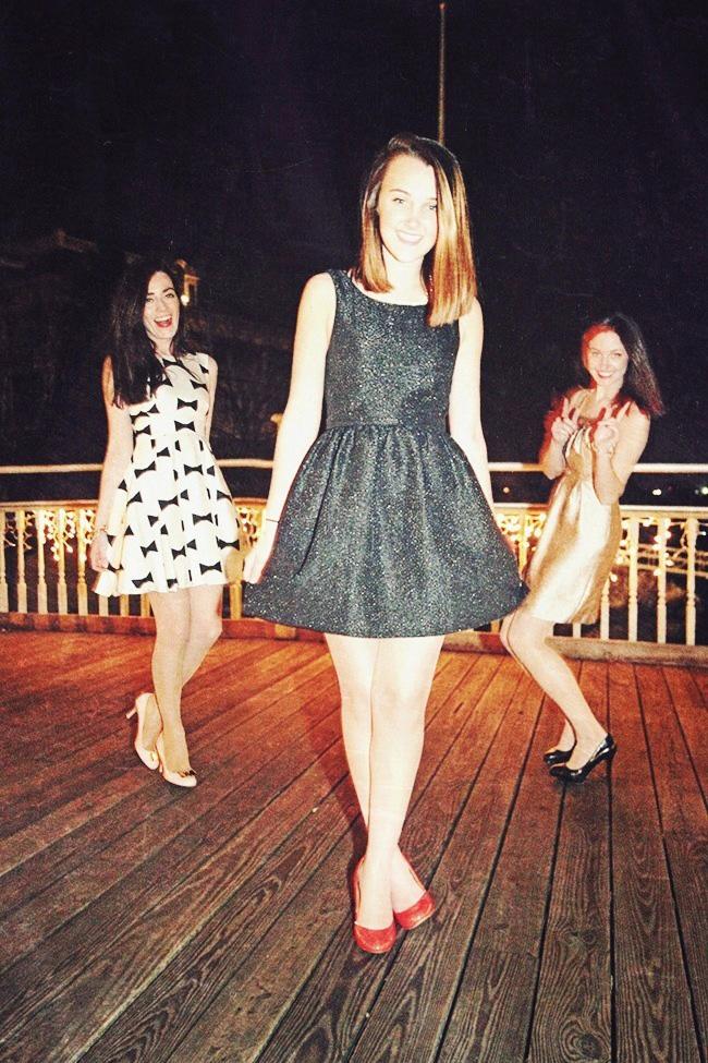fd0911a2459 Little Black Dress - Heather Bien