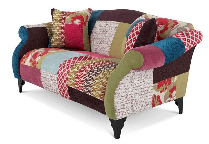Sew Ruthie Style More thoughts on patchwork sofa covers