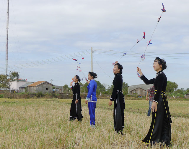 Long Tong festival - a unique and most typical agricultural festival of the Tay