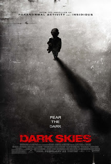 Sinopsis Film Dark Skies (2013)